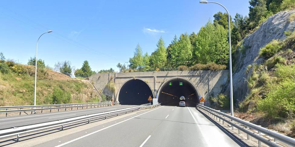 Túnel A Madroa