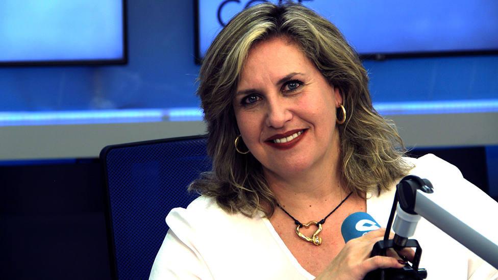 Cristina López Schlichting, referente