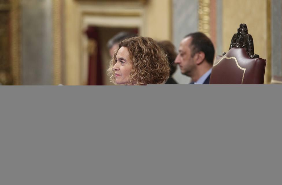 Batet abre la XIV Legislatura llamando a invertir en respeto y diálogo leal porque seguro que dan resultados