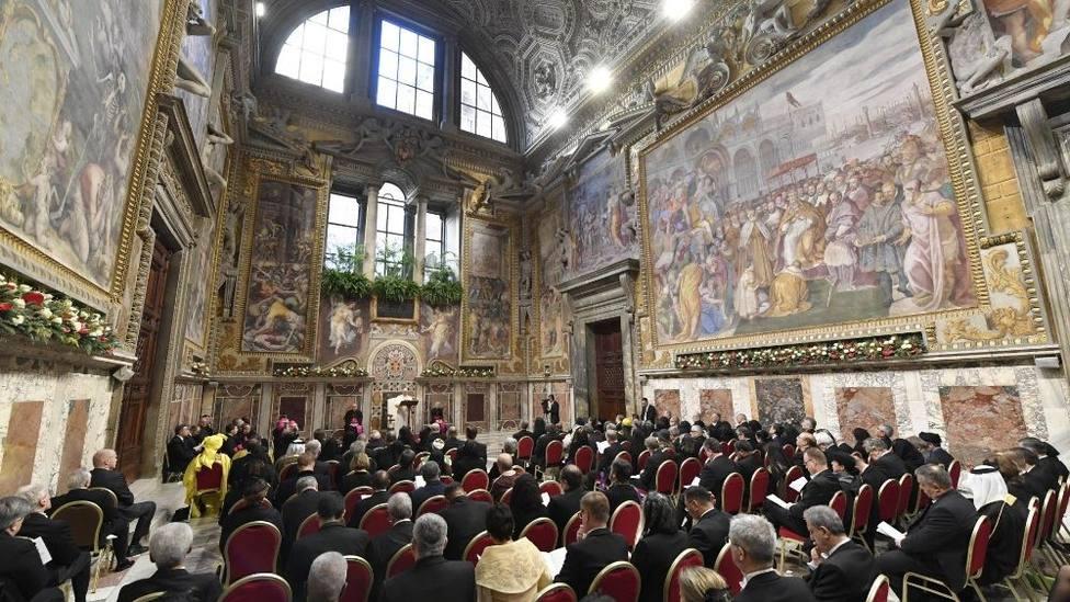El Papa sobre la crisis Irán-EEUU: diálogo y respeto