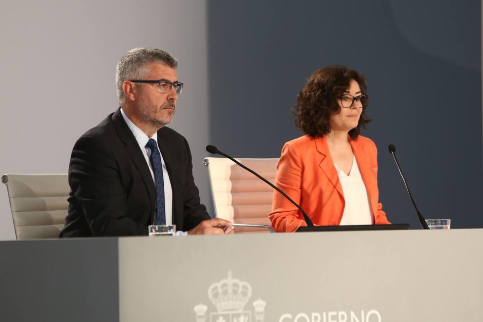 El periodista Miguel Ángel Oliver seguirá al frente de la Secretaría de Estado de Comunicación