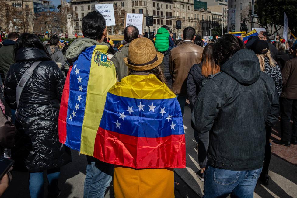 España concede en enero a casi 6.000 venezolanos el permiso de residencia por razones humanitarias