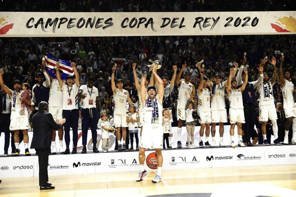 El Real Madrid conquista su 28ª Copa del Rey