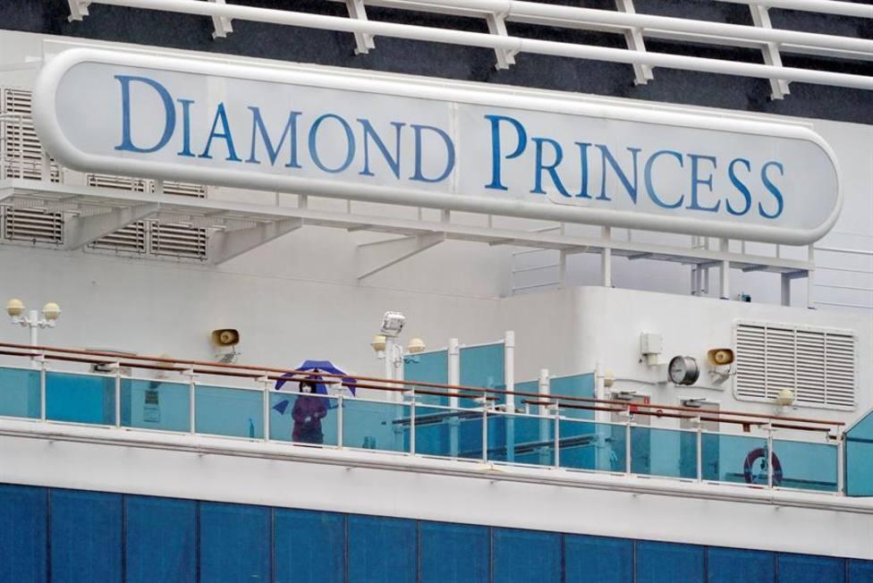 El Diamond Princess se ha convertido en el segundo foco del coronavirus tras China