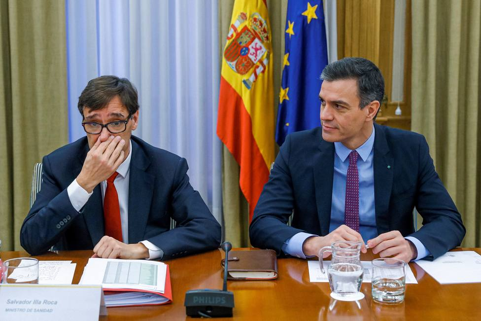 Sánchez convoca una videoconferencia de presidentes autonómicos por el coronavirus