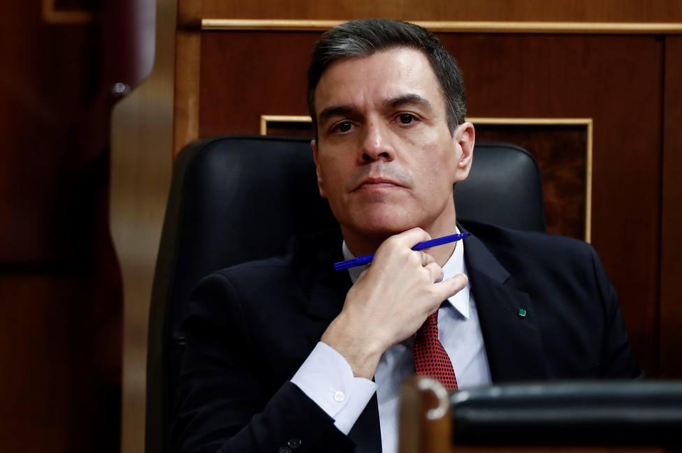 Sánchez, denunciado en el Supremo por la gestión de la crisis del coronavirus
