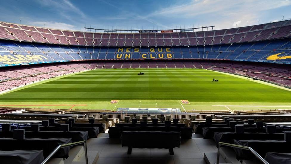 El FC Barcelona quiere jugar con público esta temporada en el Camp Nou