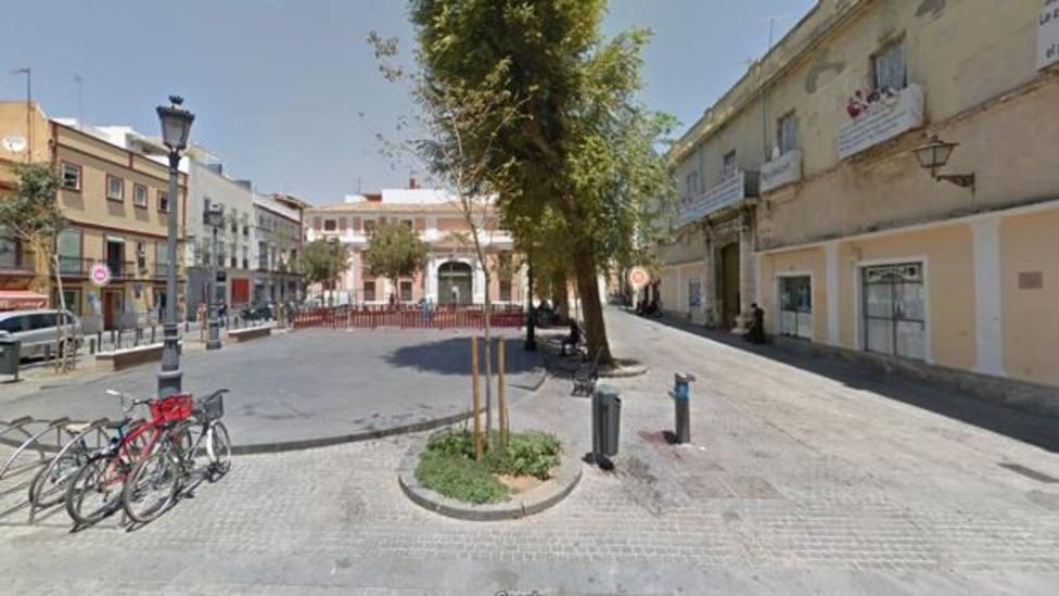 Plaza del Pumarejo de Sevilla