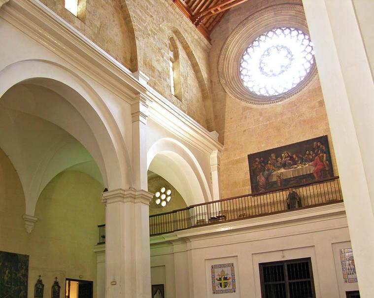 La Comisión de Patrimonio aprueba la reforma del lucernario y la cubierta de la parroquia de Santiago