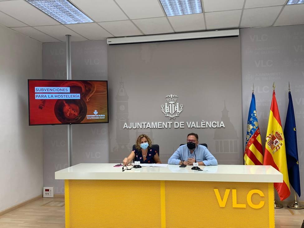 El Ayuntamiento de Valencia concederá ayudas económicas para socorrer al sector hostelero