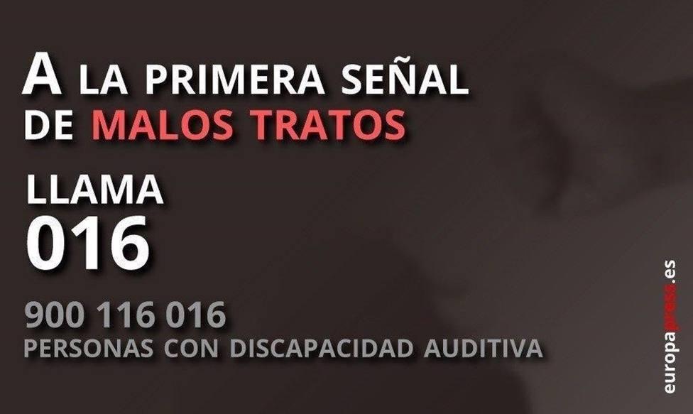 Tres mujeres han sido asesinadas este año en Extremadura por violencia de género, según el Ministerio de Igualdad