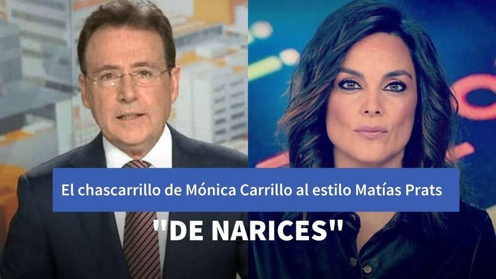 El chascarrillo de Mónica López en pleno informativo al más estilo Matías-puedes-utilizarla-1