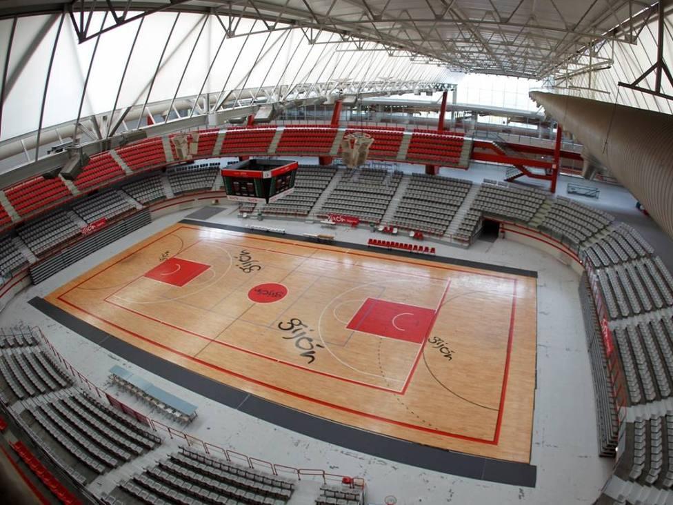 Palacio de los Deportes de Gijón
