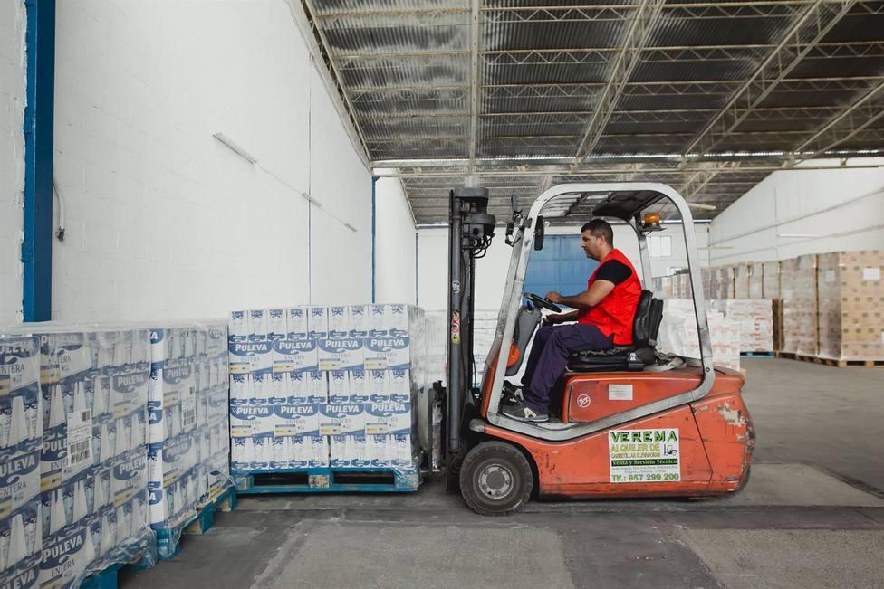 Cruz Roja reparte medio millón de kilos de alimentos entre 20.000 cordobeses