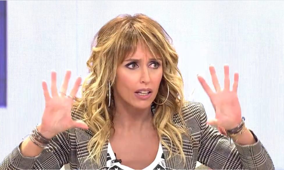 Emma García en Viva la vida (Telecinco)