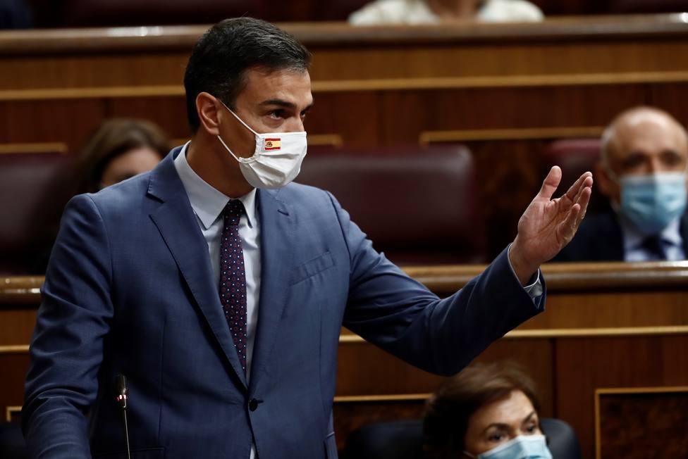 Sánchez planea plantar a Abascal en su moción de censura: asistirá a un foro económico