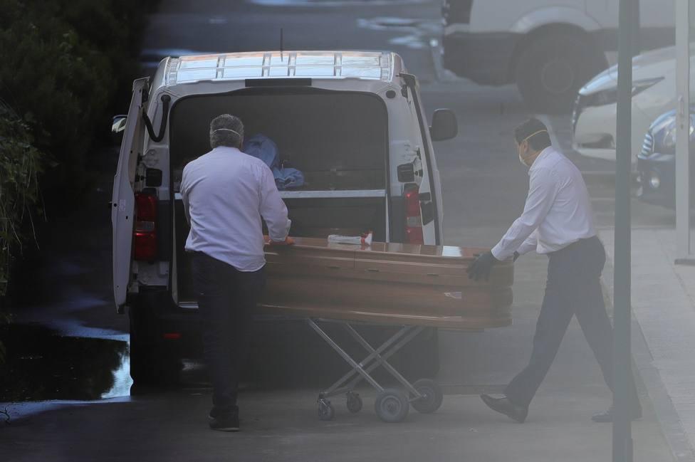 Ceuta, Melilla y tres CC.AA. superan ya su cifra de muertos de la primera ola