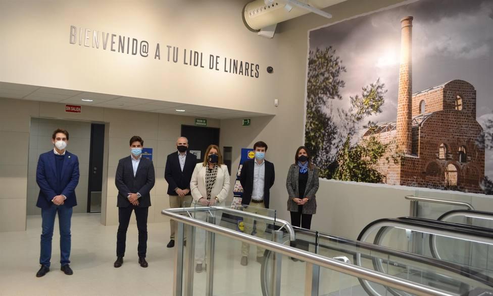 Lidl abre su primera tienda en Linares