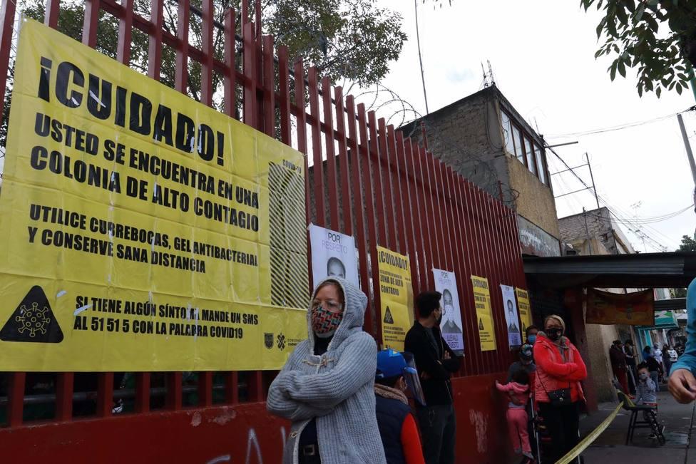 México amplía el acuerdo con los hospitales privados del país para que atiendan a pacientes de covid-19 gratis