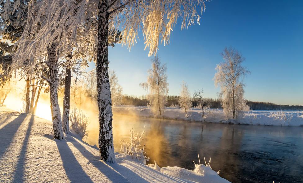 Año nuevo… Frío gélido, así será el tiempo esta Nochevieja