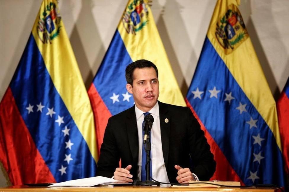 Guaidó no ve cambios en la postura de España y apuesta por la importancia de mantener la presión sobre Maduro
