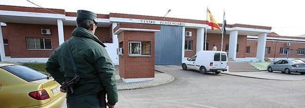 Centro Penitenciario de Cáceres. (Archivo)