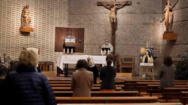 La CEE se suma a las eucaristías por las víctimas de la Covid-19 en Europa