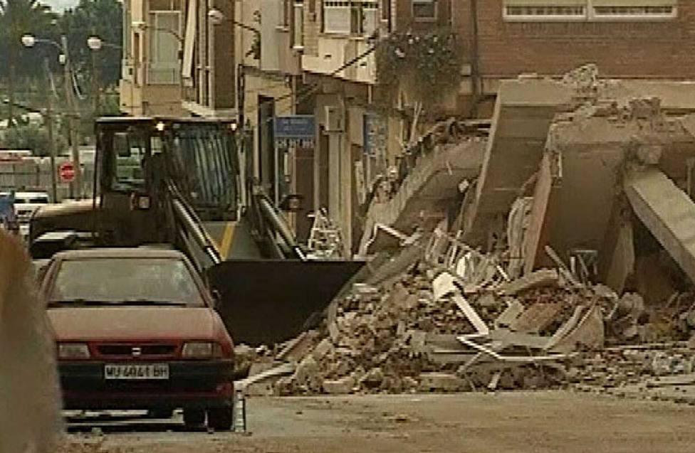 Condenan a damnificado terremotos de Lorca a devolver 9.500 € a la Comunidad