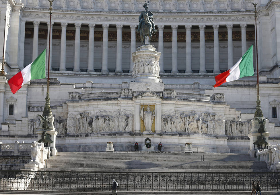 Italia notifica 23.600 contagios y prolonga sus restricciones contra la pandemia