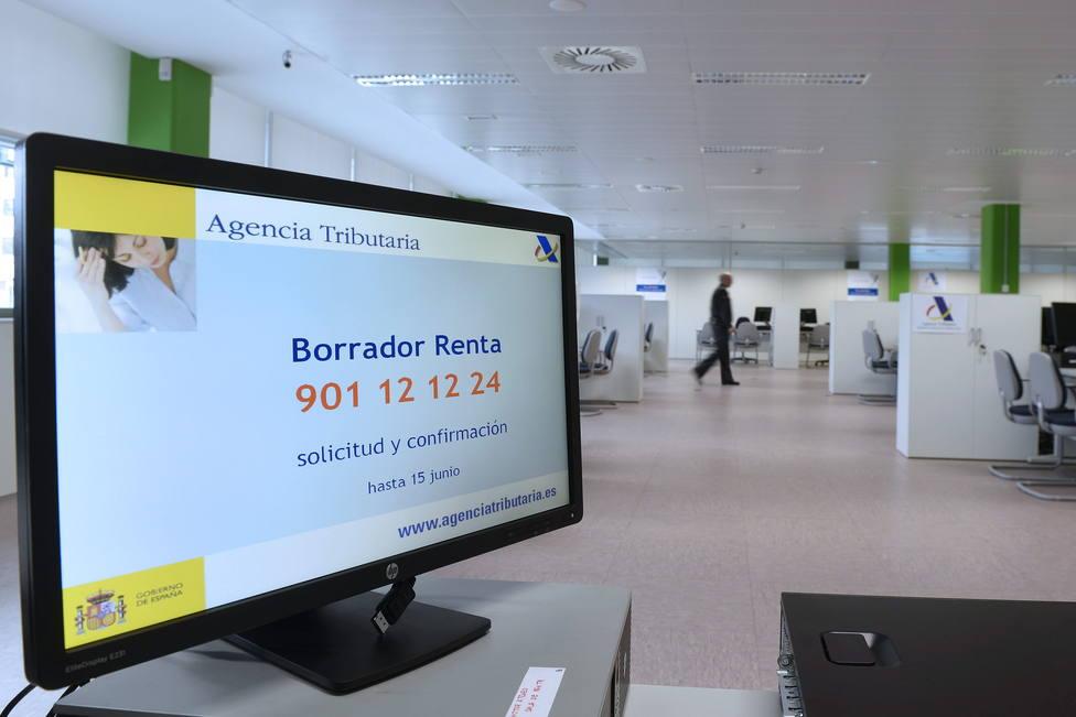 Hacienda permitirá pagar en seis meses el IRPF a quienes tuvieron ERTE en 2020