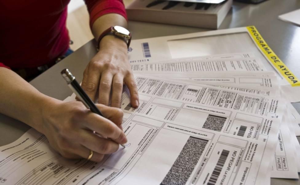 Hacienda permitirá pagar en seis meses IRPF a quienes tuvieron ERTE en 2020