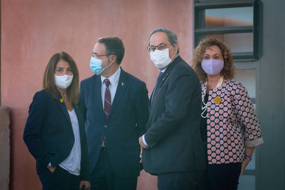 TV3 estrena este domingo una serie sobre el juicio del procés con imágenes inéditas