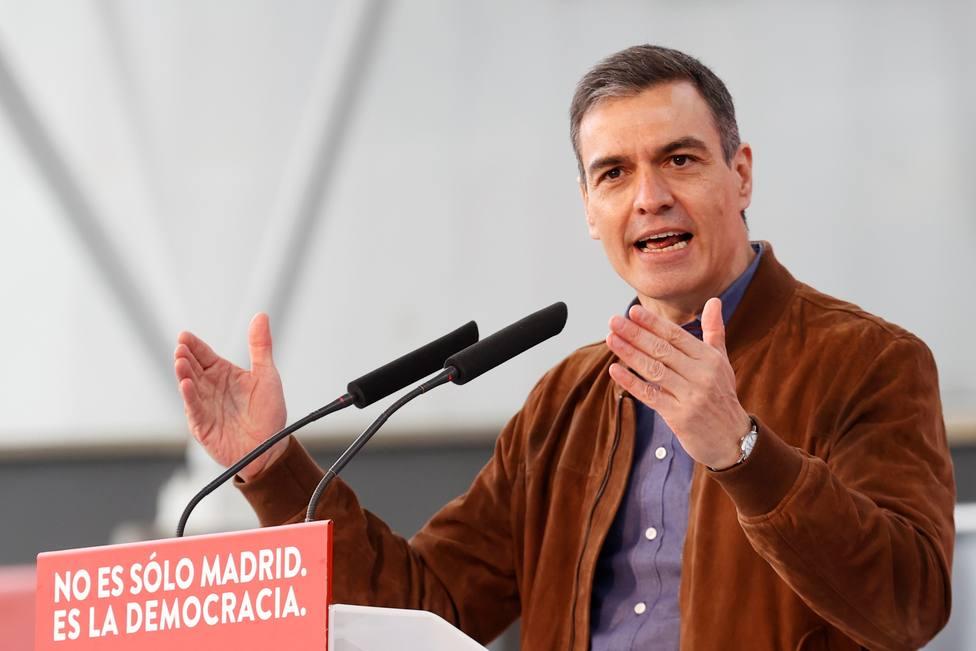 Los vaivenes de Sánchez con VOX: de fomentar su presencia a querer marginarlos