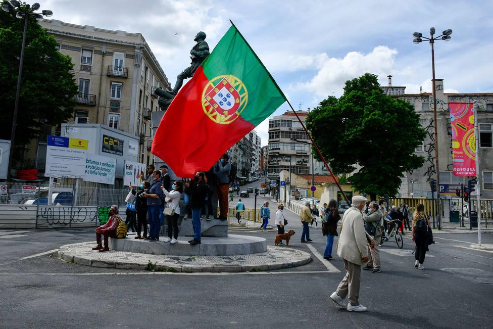 Portugal notifica 387 nuevos positivos y dos fallecidos desde ayer