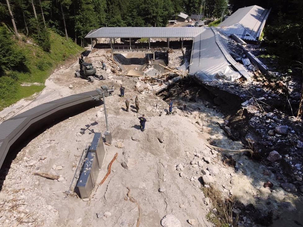 Más de 200 personas han fallecido por las fuertes inundaciones en Bélgica y Alemania