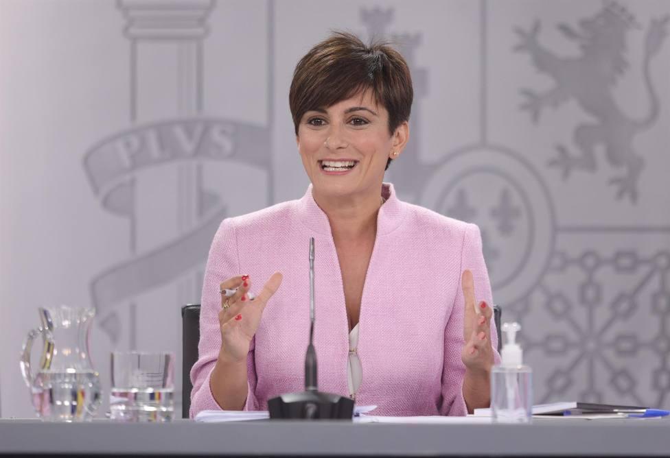 La ministra de Política Territorial se reúne con el presidente de Melilla