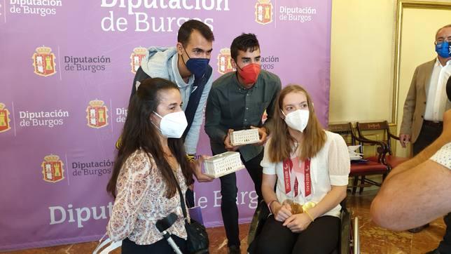 Honor y gloria para los deportistas burgaleses que han participado en los  Juegos Olímpicos - Deportes COPE en Burgos - COPE