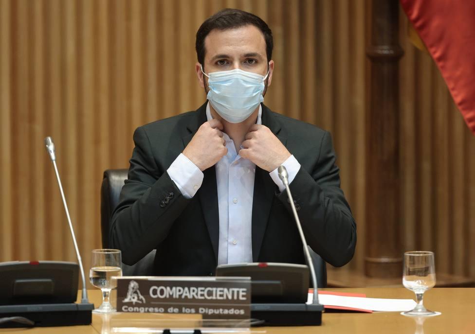 Sánchez infla el presupuesto para el ministerio de Alberto Garzón disparándolo un 46%