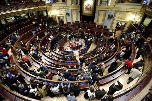 Cuatro días después de conocerse la muerte del niño Gabriel,se aborda el debate de las enmiendas a la totalidad de PP y Ciudadanos