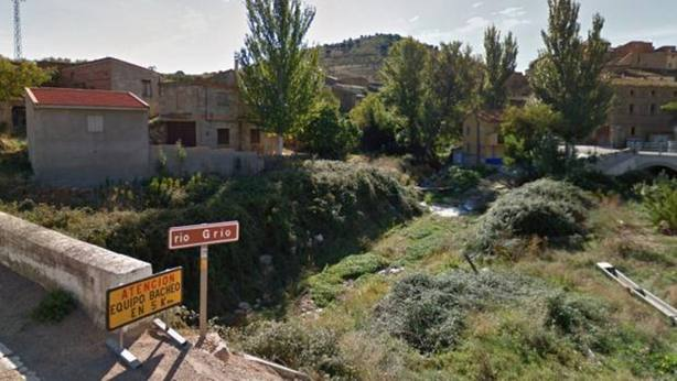 Hallan el cadáver del pastor desaparecido tras la crecida del Grío (Zaragoza)