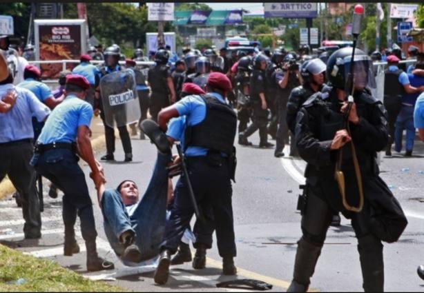 Un muerto y dos heridos en manifestaciones en Nicaragua