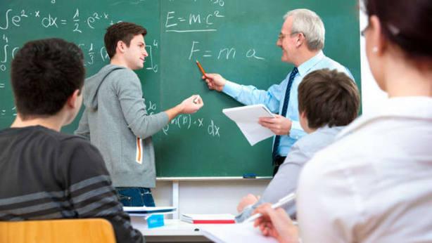 En España los candidatos a profesores suelen ser alumnos con bajo rendimiento