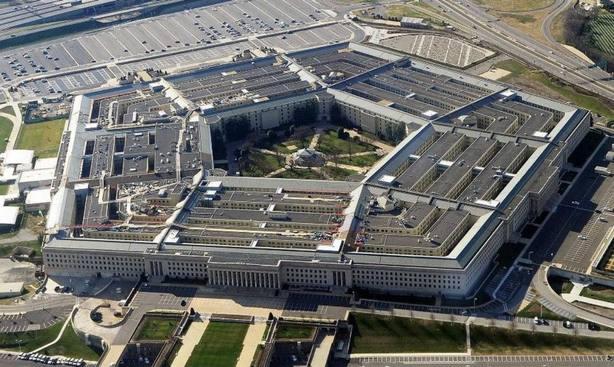 Imagen aérea del Pentágono