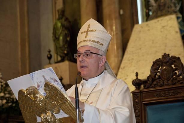 Mons. Ángel Fernández Collado