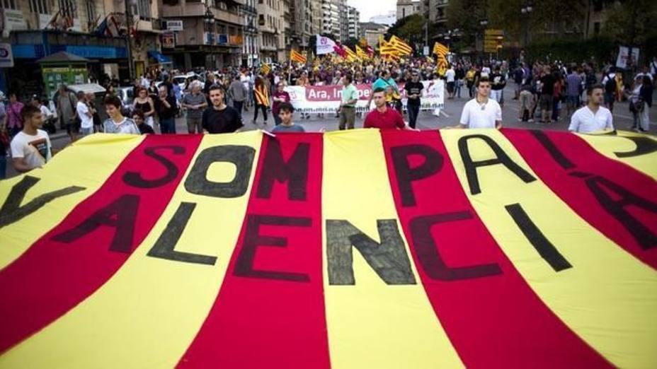 manifestación 9 octubre
