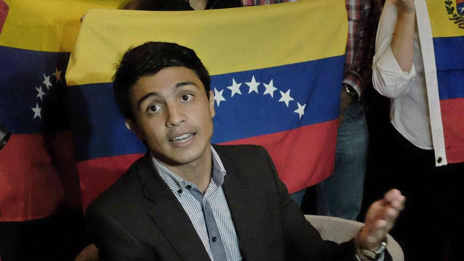 Venezuela excarcela y envía a España al opositor Saleh