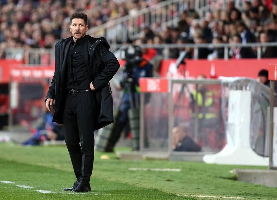Simeone lamenta que jugando en el Atlético es mucho más difícil ganar el Balón de Oro