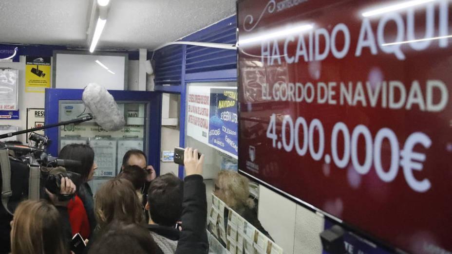 Los extranjeros también juegan a la Lotería... y más que nosotros