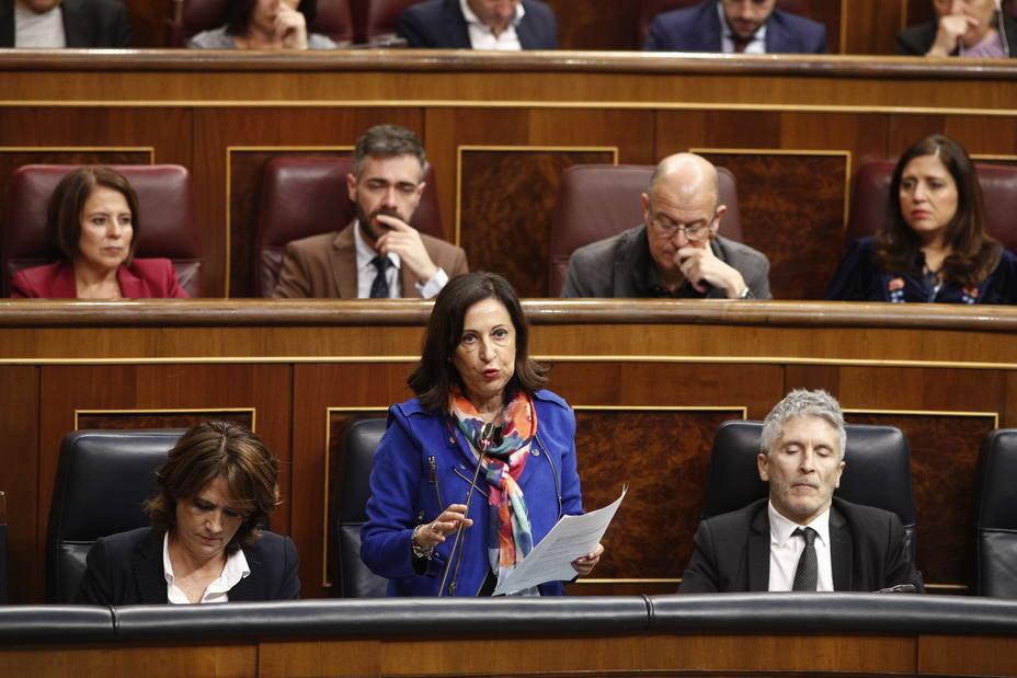 PGE.- El presupuesto de Defensa crece un 1,6% y supera los 8.500 millones de euros