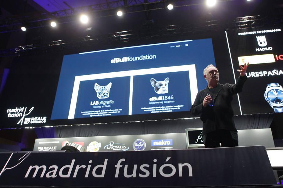 """Ferrán Adriá presenta """"ElBulli Lab"""", la mayor fuente de conocimiento sobre gastronomía"""